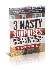 Texas Homeowners Insurance Surprises