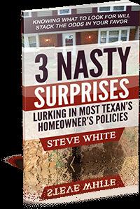 3 Nasty Surprises